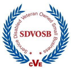 cve sdvosb emblem