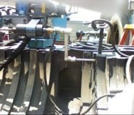 """1-1/4"""" bolt Removal at GP Paper Mill"""