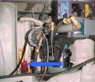 repair of broken stainless steel studs